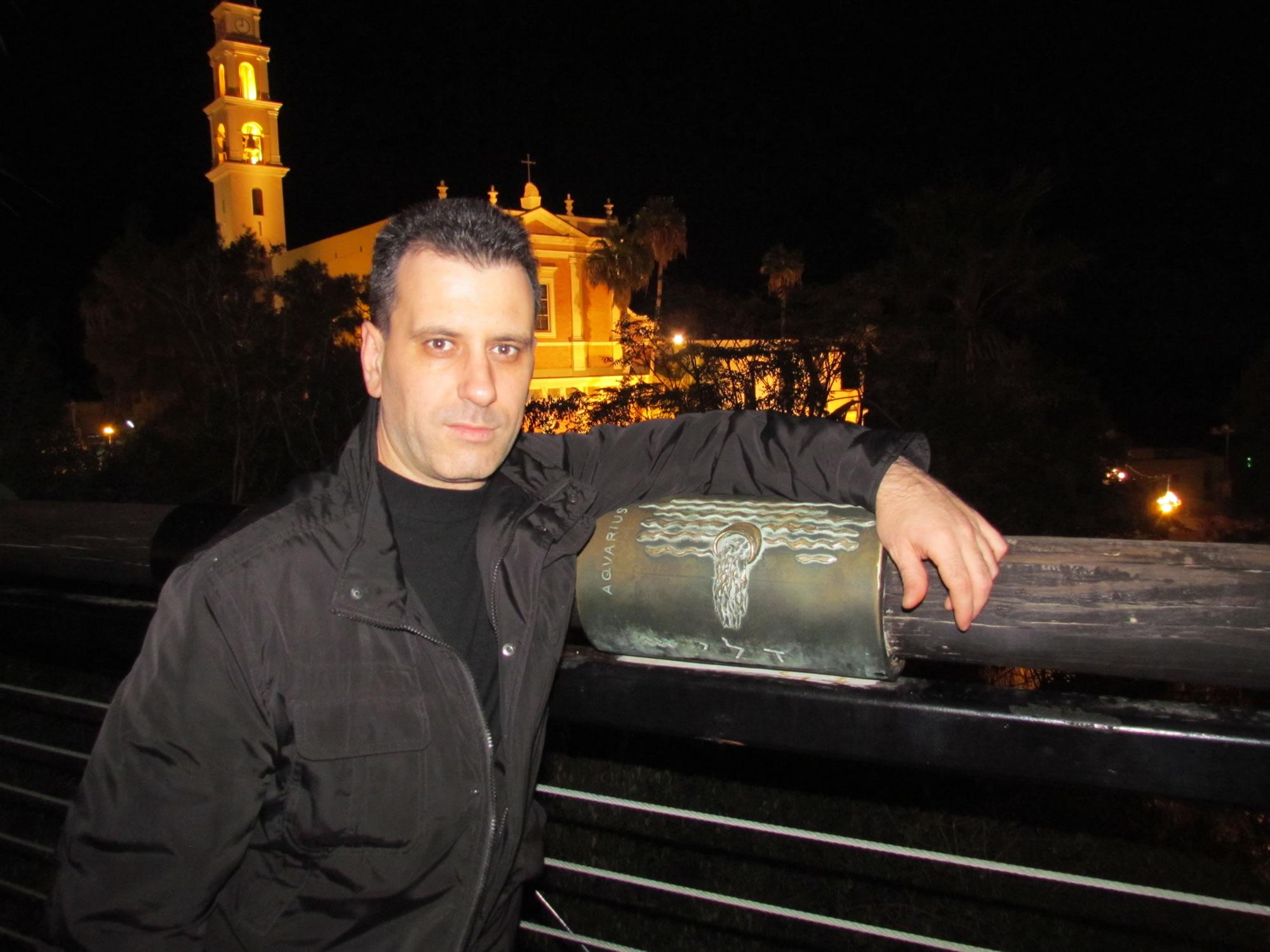Экскурсиия. Яффо. Тель-Авив