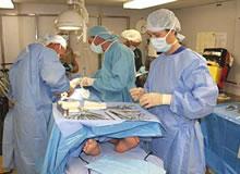 Сантинел биопсия. Процедура