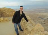 Экскурсия в Израиле. Крепость Масада, Мертвое море.