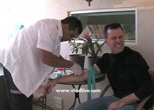 Анализ крови в Израиле. Лечение меланомы.
