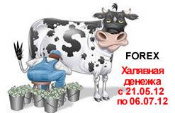 Инвестирование в ПАММ счет. Май, июнь, июль 2012