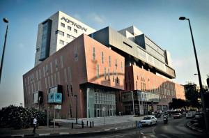 Ассута -лучшая больница Израиля.