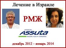 Лечение рака молочной железы в Израиле. Отзыв