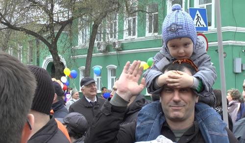 День победы 2014. Радость, гордость и бочка дёгтя.