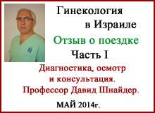 Лечение в Израиле. Гинекология. Лейкоплакия вульвы.