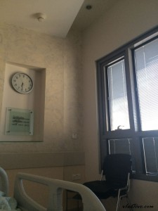 Клиника Ассута. Палата