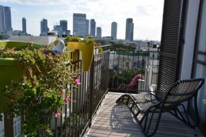 Съемная квартира в Тель-Авиве