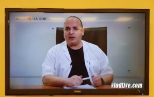Хания Вакнин. Гистология в Израиле