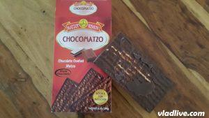 Маца в шоколаде
