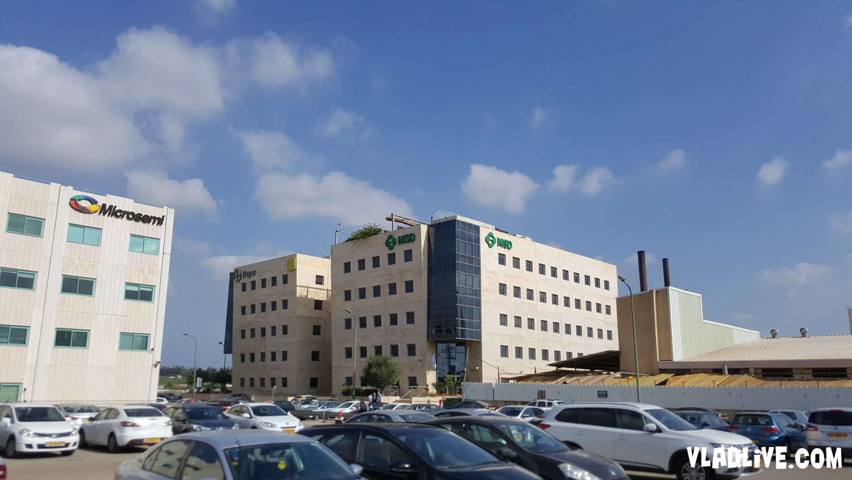 Офис Merck (MSD) в Израиле