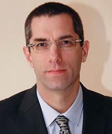 Профессор Гидеон Бахар