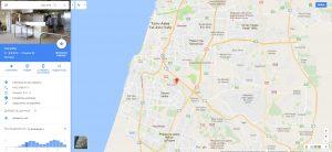 Азур. Шашлыки в Израиле