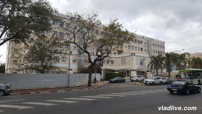 Детский центр Шнайдер в Израиле