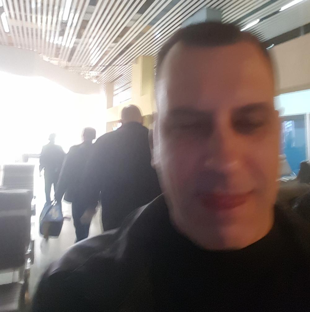 Кольцово - арест :)