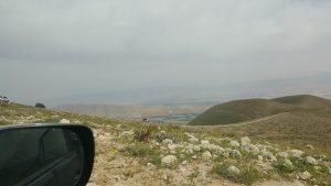 Израиль. Пустыня. Джипы