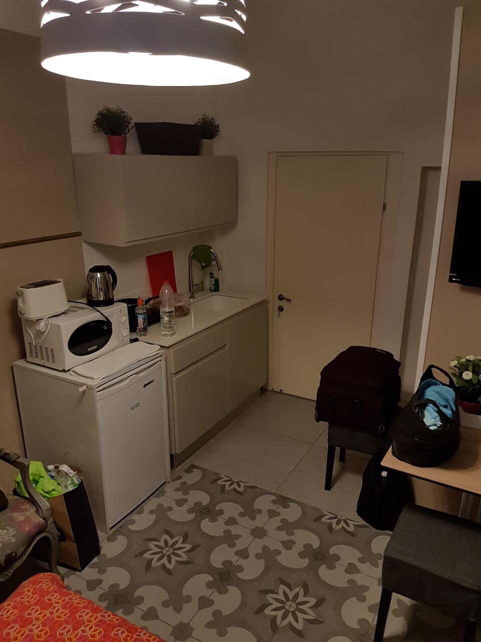Лечение в Израиле. Квартира