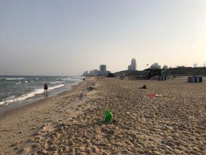 Пляж. Ришон ле Цион