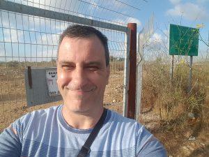 Израиль. Граница с Ливаном