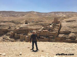 Мар Саба, мужской монастырь в Израиле