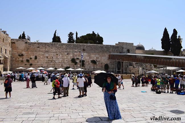 Лечение в Израиле. Экскурсия в Иерусалим