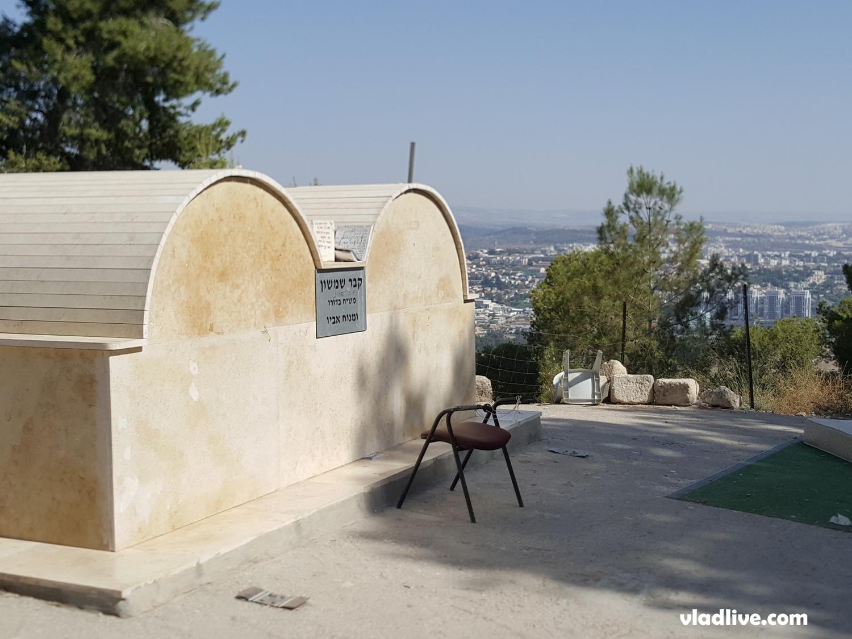 Могила Самсона в Израиле