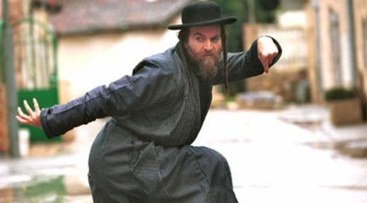Еврей-ниндзя