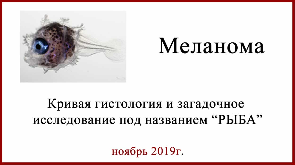 Молекулярная диагностика FISH