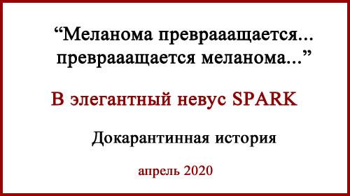 Меланома или невус SPARK