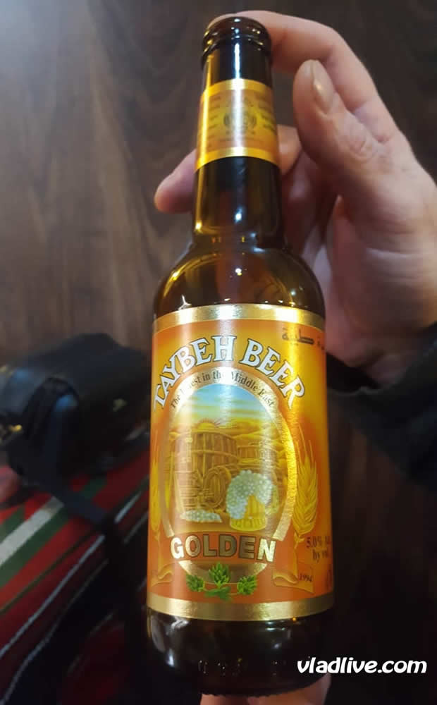 Вифлеем. Палестинское пиво