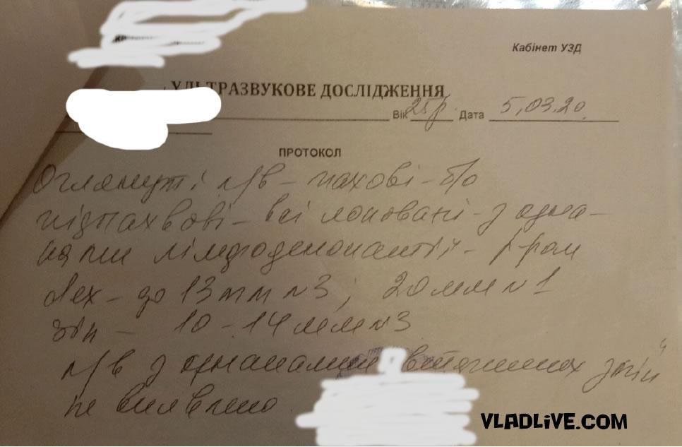 Меланома УЗИ Украина