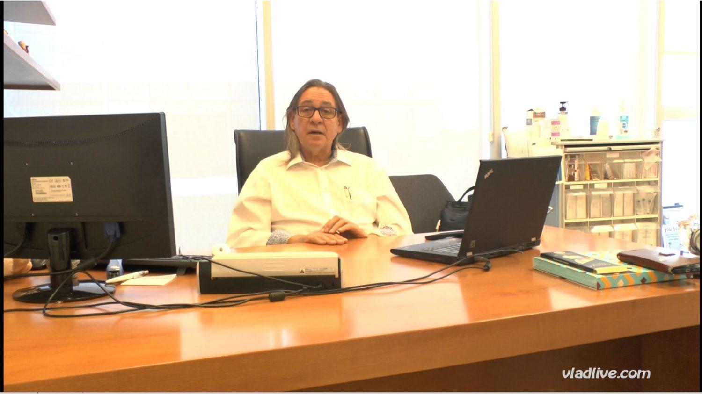 Профессор Хаим Гутман
