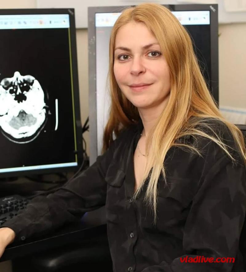 Доктор Евгения Беленькая. Специалист по МРТ в Израиле.